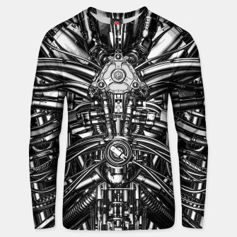 The Machine Unisex sweater thumbnail image