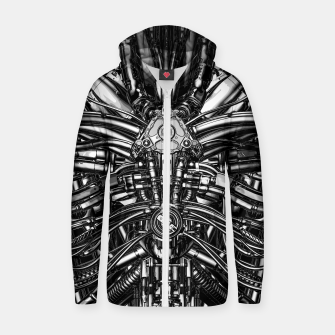 The Machine Zip up hoodie thumbnail image