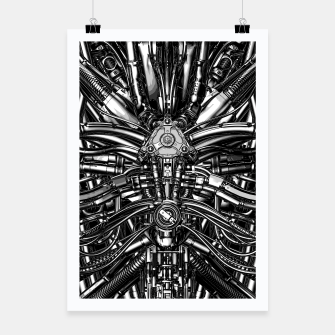 Thumbnail image of The Machine Poster, Live Heroes