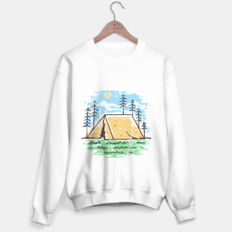 Miniatur Camper Sweater regular, Live Heroes