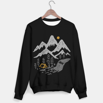 Thumbnail image of Into The Wild Sweater regular, Live Heroes