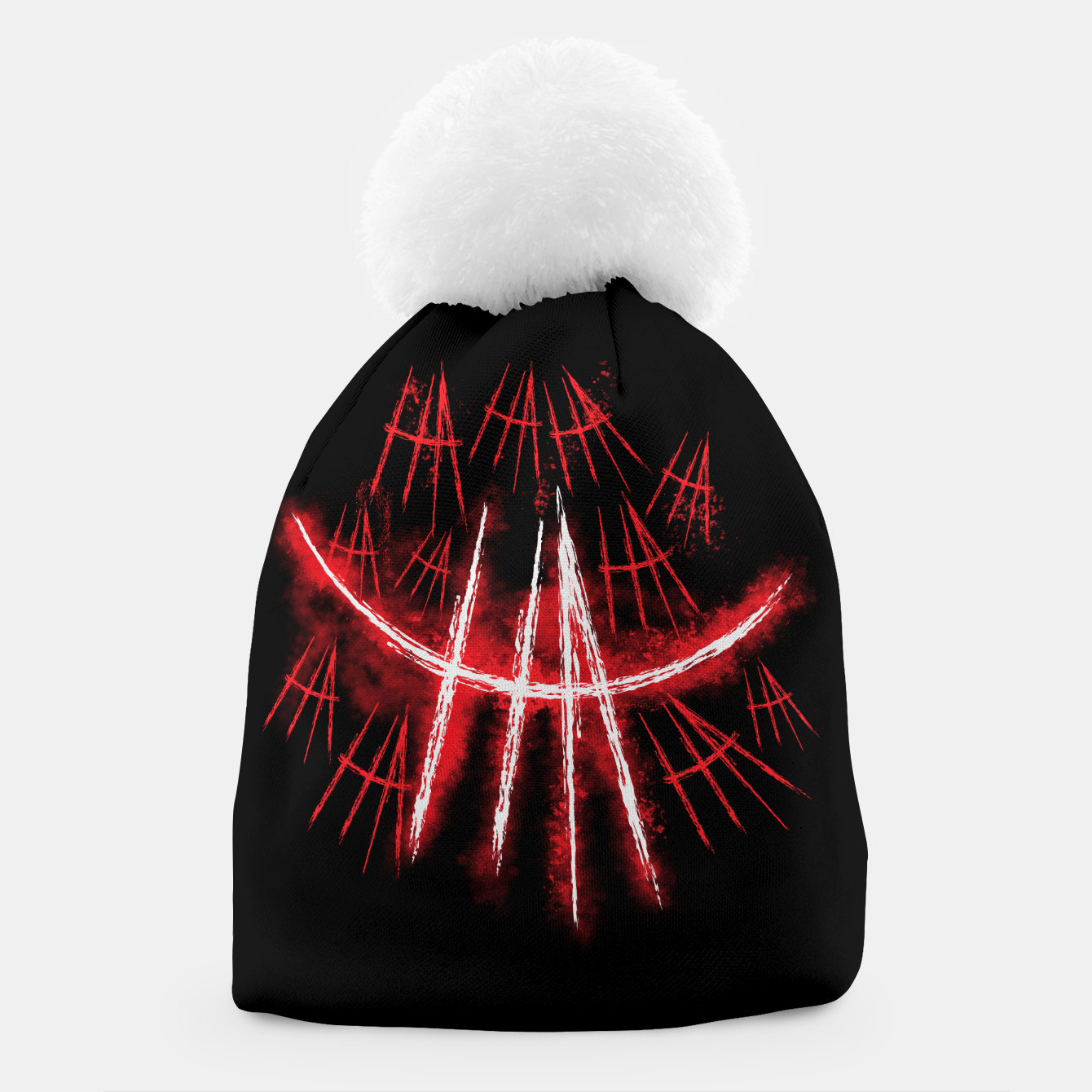 Image of Just Smile Beanie - Live Heroes