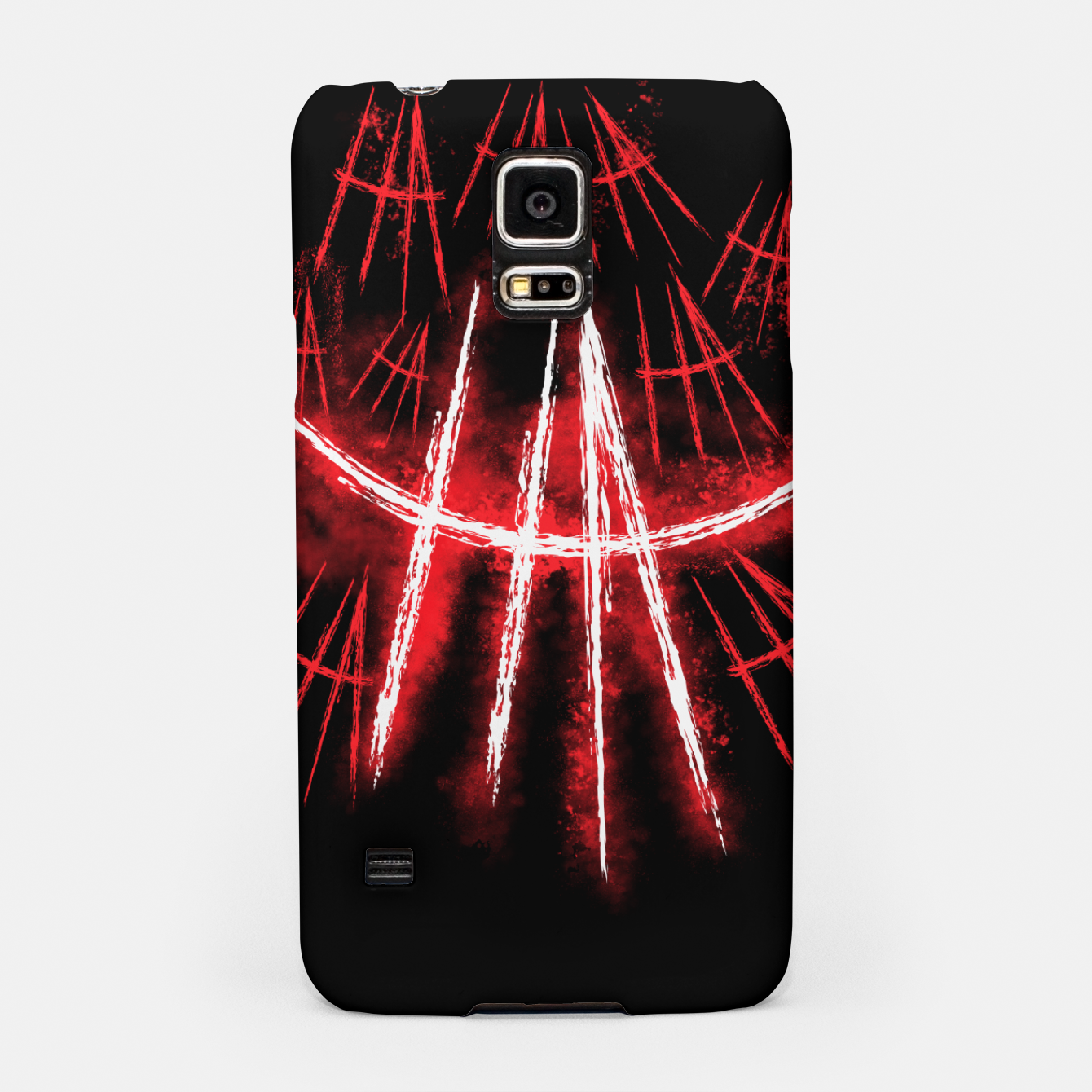 Image of Just Smile Samsung Case - Live Heroes