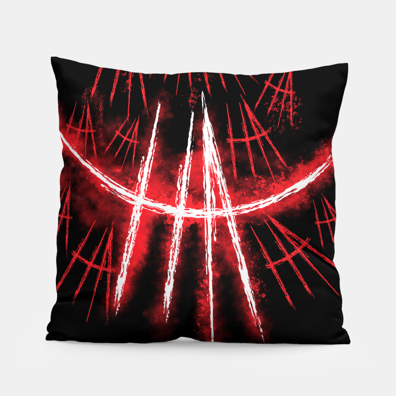 Image of Just Smile Pillow - Live Heroes