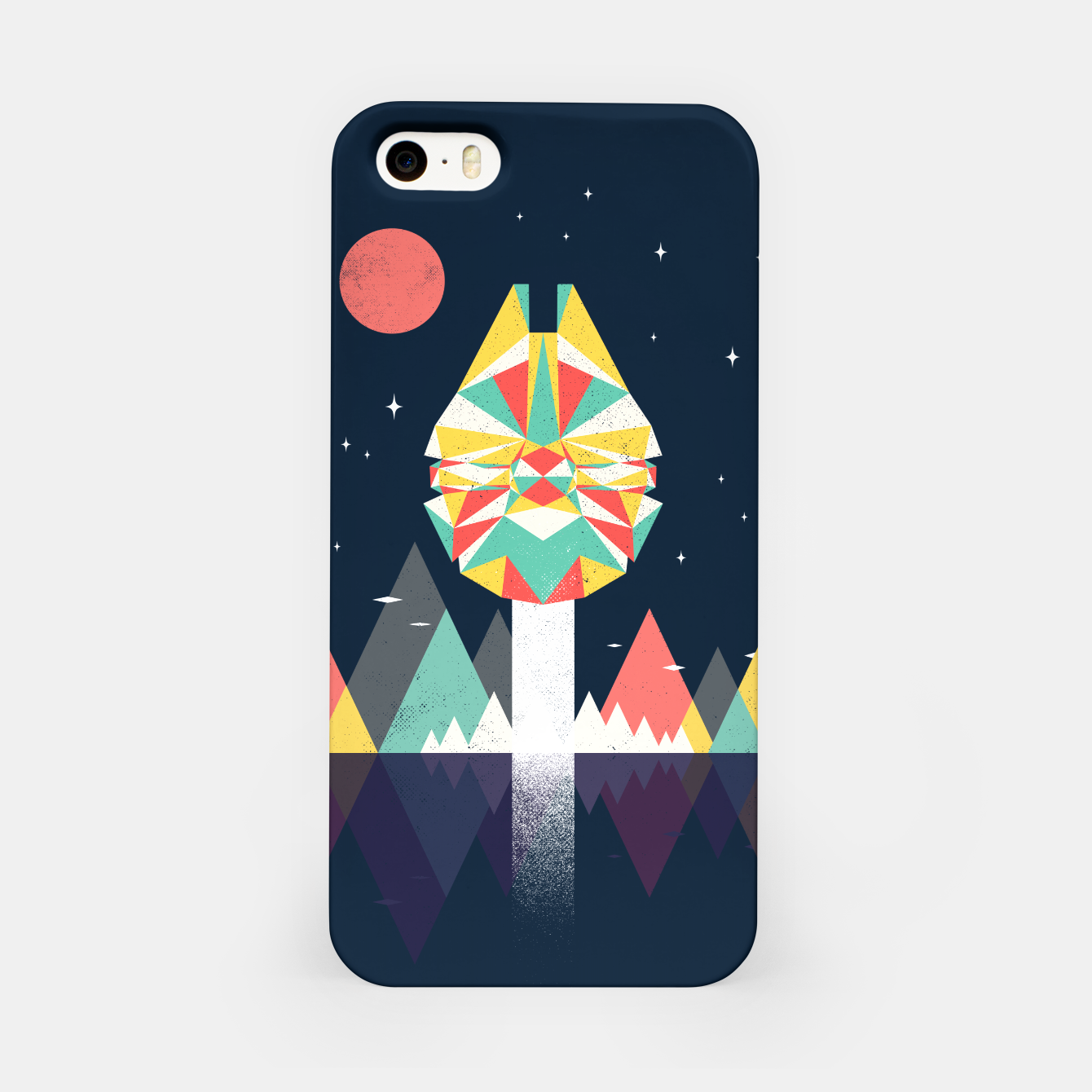Image of Fast Enough iPhone Case - Live Heroes