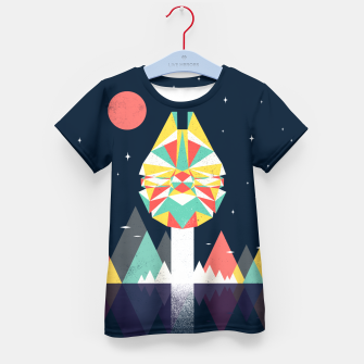 Fast Enough Kid's t-shirt thumbnail image