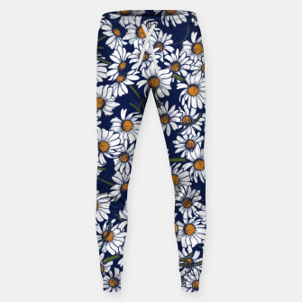 Thumbnail image of Vintage Daisies  Sweatpants, Live Heroes