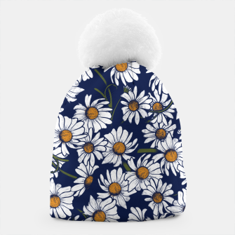 Thumbnail image of Vintage Daisies  Beanie, Live Heroes