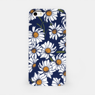 Vintage Daisies  iPhone Case thumbnail image