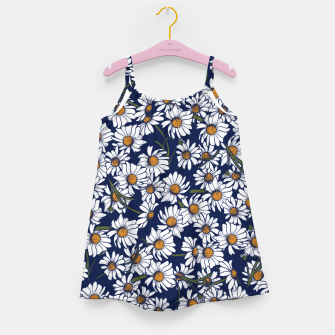 Thumbnail image of Vintage Daisies  Girl's dress, Live Heroes
