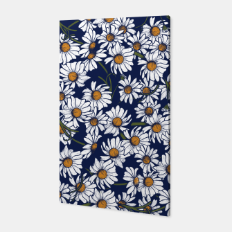 Thumbnail image of Vintage Daisies  Canvas, Live Heroes