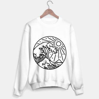 The Great Wave Sweater regular thumbnail image