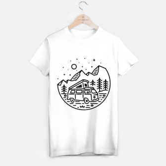 Thumbnail image of Go Outdoor T-shirt regular, Live Heroes