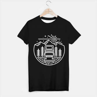 Thumbnail image of Go Outside T-shirt regular, Live Heroes