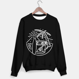 Miniature de image de Van, Surf, and Beach Sweater regular, Live Heroes