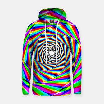 Thumbnail image of Psychedelic Spiral Hoodie, Live Heroes