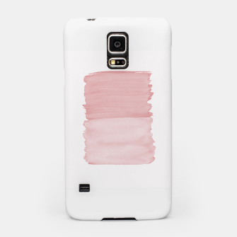 Thumbnail image of Blush Abstract Minimalism #1 #minimal #ink #decor #art  Handyhülle für Samsung, Live Heroes