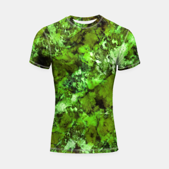 Thumbnail image of In disguise Shortsleeve rashguard, Live Heroes