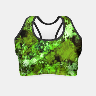 Thumbnail image of In disguise Crop Top, Live Heroes