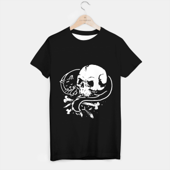 Thumbnail image of Dark Cat T-shirt regular, Live Heroes
