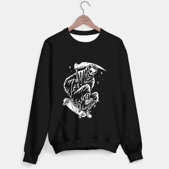Thumbnail image of Grim Skater Sweater regular, Live Heroes