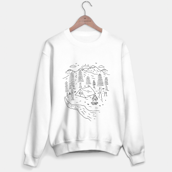 Miniature de image de Let's Go Camping Sweater regular, Live Heroes