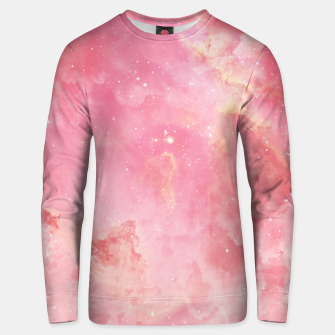 Thumbnail image of Pink clouds Unisex sweater, Live Heroes