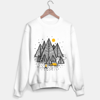 Miniatur Happy Camper Sweater regular, Live Heroes