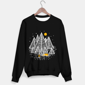 Miniature de image de Happy Camper Sweater regular, Live Heroes