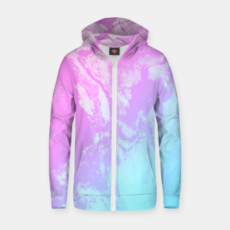 Thumbnail image of b u b b l e s  Zip up hoodie, Live Heroes
