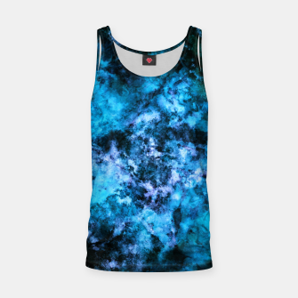 Thumbnail image of Blue burst Tank Top, Live Heroes