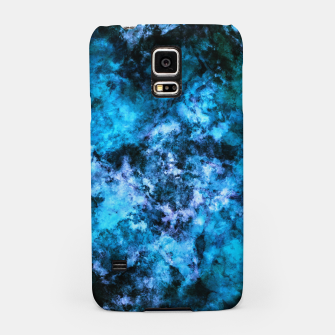 Thumbnail image of Blue burst Samsung Case, Live Heroes