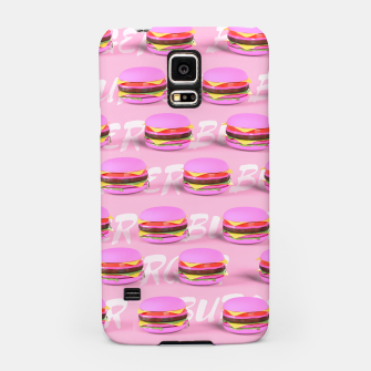 Thumbnail image of Pink Burgers Samsung Case, Live Heroes