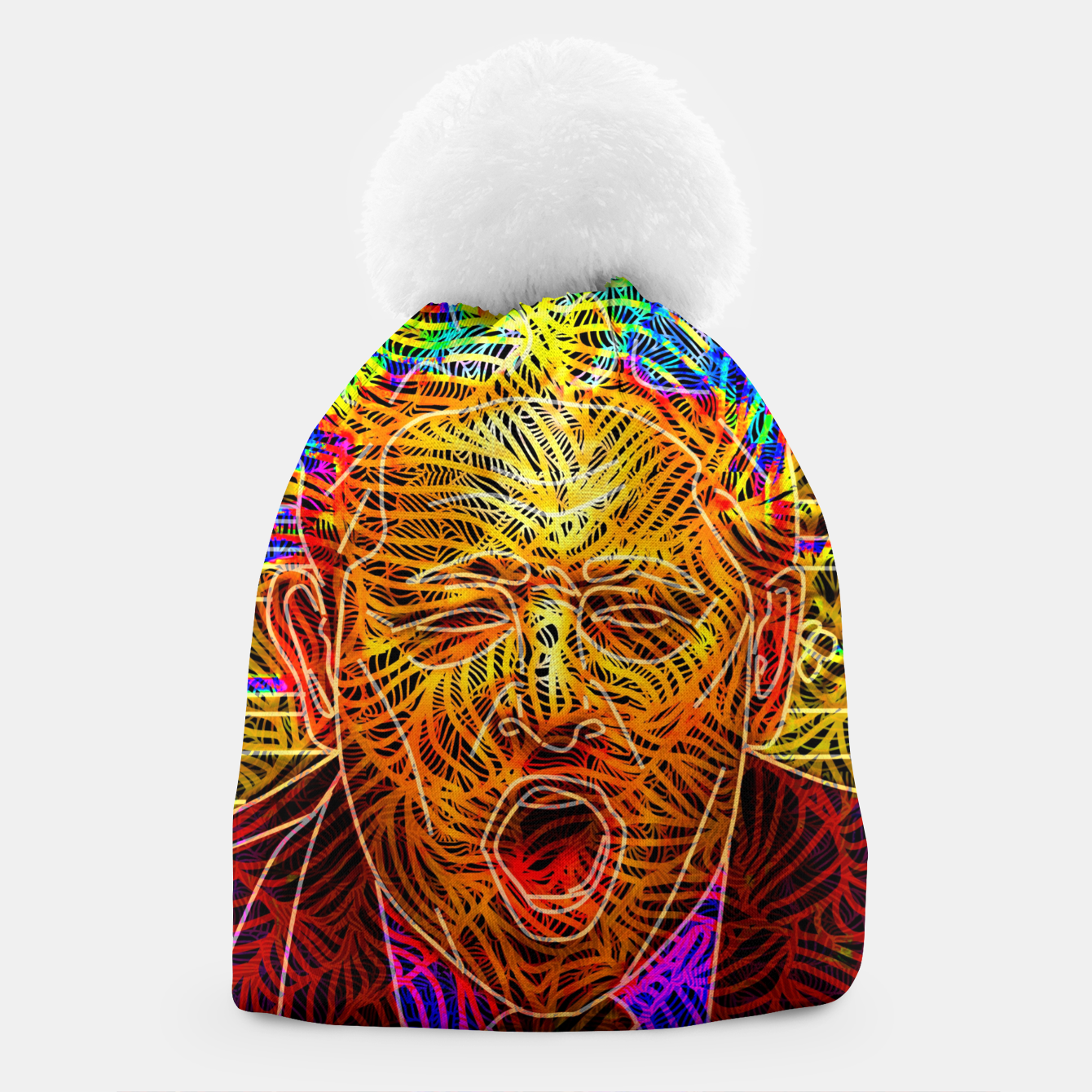 Image of order Beanie - Live Heroes