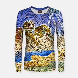 Thumbnail image of d Women sweater, Live Heroes
