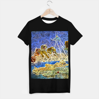 Thumbnail image of d T-shirt regular, Live Heroes