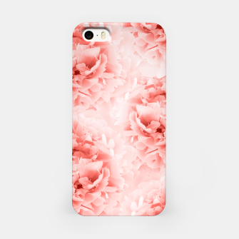 Miniaturka Living Coral Peonies Dream #1 #floral #decor #art  iPhone-Hülle, Live Heroes