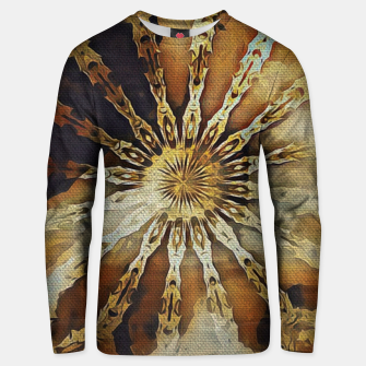 Thumbnail image of wheel of time Unisex sweater, Live Heroes