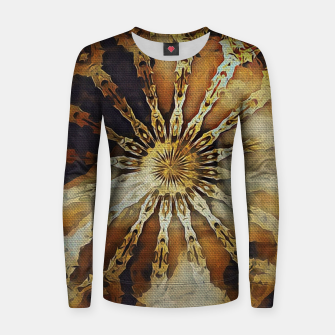 Thumbnail image of wheel of time Women sweater, Live Heroes