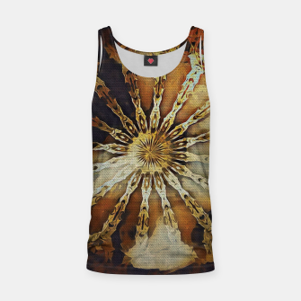 Thumbnail image of wheel of time Tank Top, Live Heroes