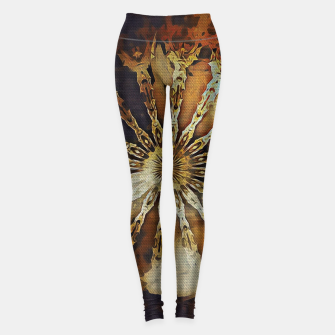 Thumbnail image of wheel of time Leggings, Live Heroes