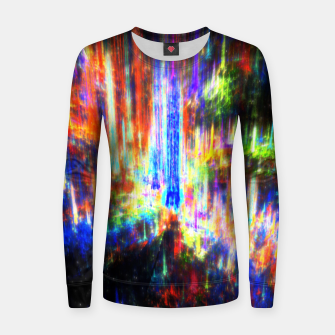 Thumbnail image of Aurora Women sweater, Live Heroes