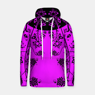 Thumbnail image of floral ornaments pattern wbim90 Hoodie, Live Heroes