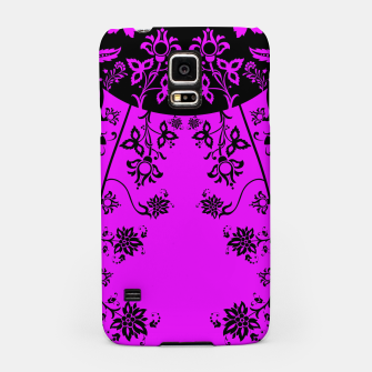 Thumbnail image of floral ornaments pattern wbim90 Samsung Case, Live Heroes