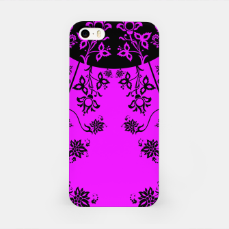 Thumbnail image of floral ornaments pattern wbim90 iPhone Case, Live Heroes