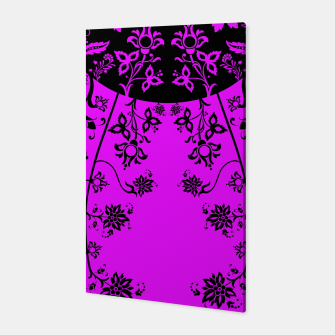 Thumbnail image of floral ornaments pattern wbim90 Canvas, Live Heroes