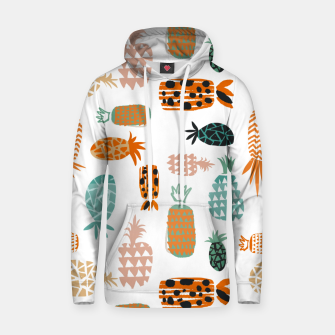 Thumbnail image of Crazy Pineapples Hoodie, Live Heroes
