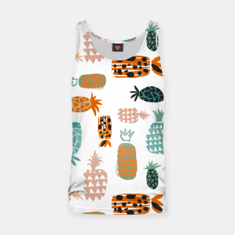 Thumbnail image of Crazy Pineapples Tank Top, Live Heroes