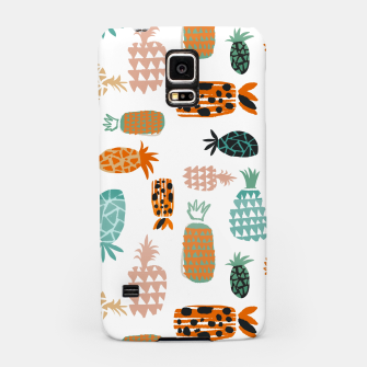 Thumbnail image of Crazy Pineapples Samsung Case, Live Heroes