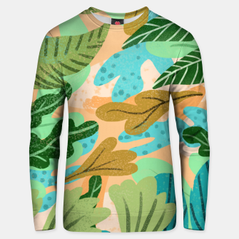 Thumbnail image of Rough Around The Edges Unisex sweater, Live Heroes
